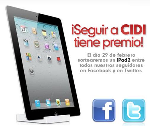 idiomas CIDI premio ipad2