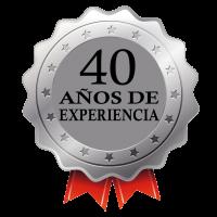 sello-40-anos-experiencia