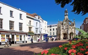 chichester-city-center
