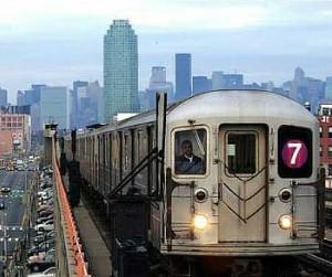 Nueva York, Subway-Sistema de Transporte