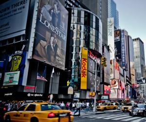 Nueva York- Time Square- La Ciudad que nunca duerme