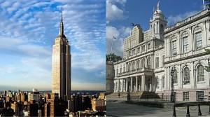 City Hall y Empire State sitios que no puedes dejar de visitar