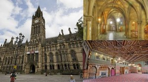 Manchester town hall curso inglés