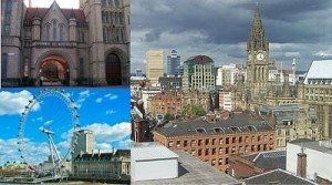 Manchester curso inglés