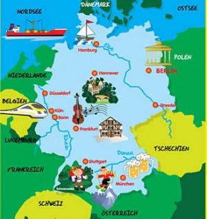 Intercambio de idiomas en alemania cidi for Imagenes de productos americanos