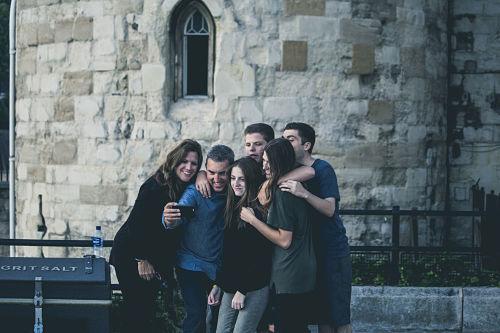 inmersion en familia en el extranjero