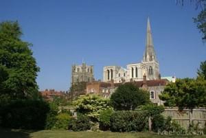 curso_ingles_Chichester_Catedral