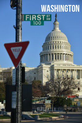 us-capitol-Washington-curso-inglés-