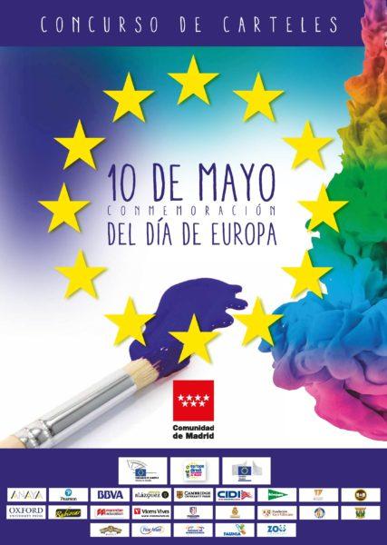 Concurso Carteles 2017 Día Europa