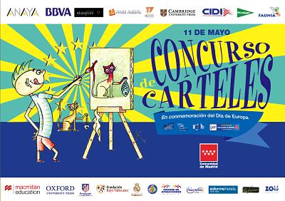 Concurso Carteles dia europa 9 mayo