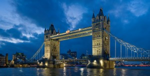 Estudiar en Londres. Tower Bridge