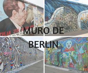 MURO DE BERLIN ALEMANIA