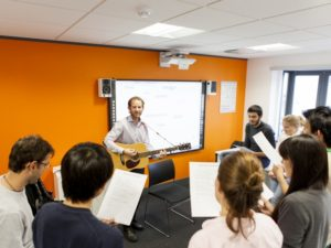 Centro de estudios Cambridge