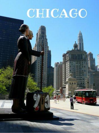 Chicago- monumento